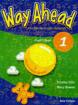 Way Ahead 1 Mary Browen Pupils Book